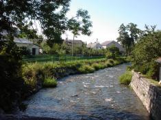 Řeka Desná