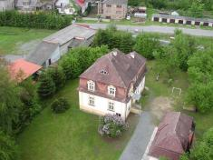 Výdejna stravy ZŠ, mateřské centrum Vikýrek
