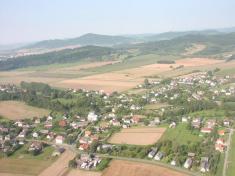 Panorama obce