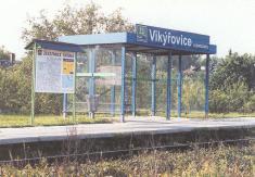 Železniční zastávka Upenzionu