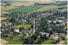 Letecký pohled 2011