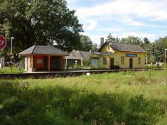 Železniční zastávka
