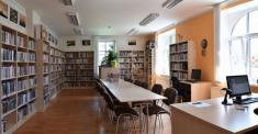 Obecní knihovna (foto Pavlína Kolářová, 2016, p-foto.cz)
