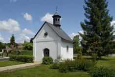 Kaple sv.Antonína (foto Janda design, 2006)