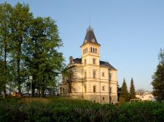 Zámeček (foto Janda design, 2006)