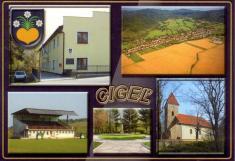 Pohlednice obce