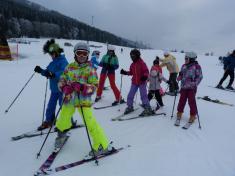 ZŠ - lyžařský výcvik