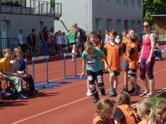 ZŠ - atletické závody