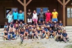 Sportovní den dětí/Fotbalové soustředění