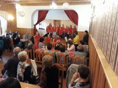 Podzimním setkání seniorů